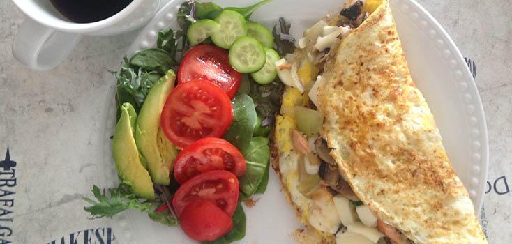 Omelette for Brunch