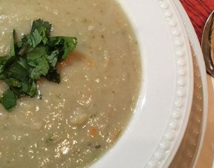 Malanga Soup