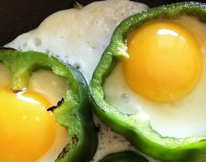 Smiley Egg face